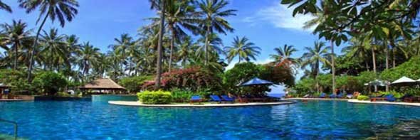 hotel and resort in lombok