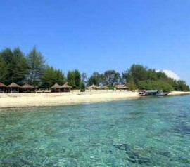 gili meno, lombok indonesia
