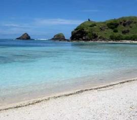 seger beach lombok indonesia