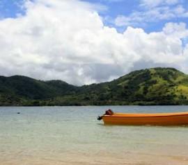 belongas bay lombok island