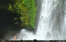 Tiu Kelep, Lombok waterfall