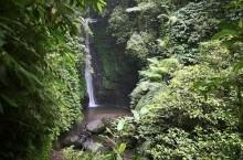 jeruk manis waterfall mataram