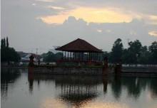 Mayura Temple Park Mataram