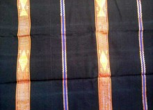 black songket pringgasela village