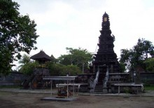 temple mayura lombok