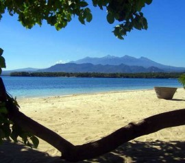 Tourism and Destination of Lombok Island of Indonesia