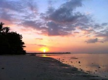 sire beach sunset